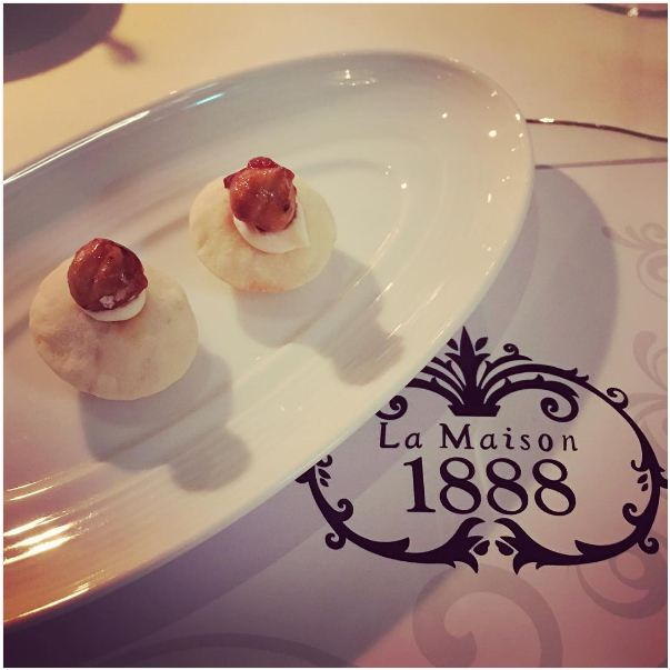 Các món ăn được bày trí rất tinh tế. Ảnh: @quynhnhi0409