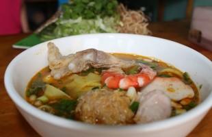 Quan mi Quang rieu cua hut khach duong Nguyen Thi Dinh hinh anh 7