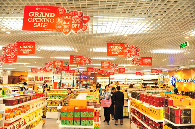 Ưu đãi 20% nhân khai trương SASCO SHOP tại sân bay Tân Sơn Nhất - Ảnh 3.