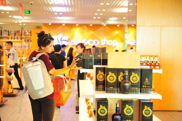 Ưu đãi 20% nhân khai trương SASCO SHOP tại sân bay Tân Sơn Nhất - Ảnh 6.