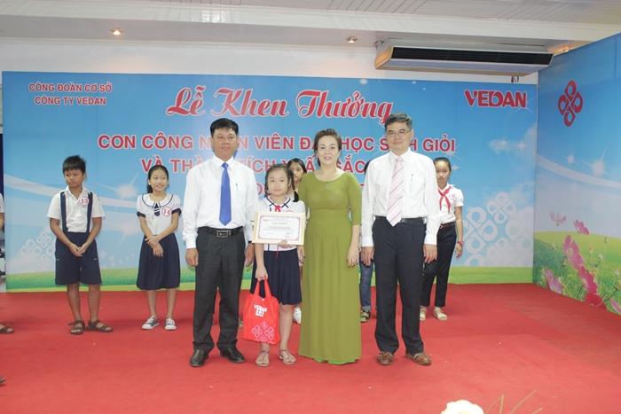 Vedan Việt Nam biểu dương-2