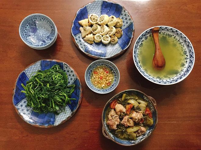 Ngất ngây với những mâm cơm đa phong cách truyền cảm hứng bếp núc từ cô gái 8x - Ảnh 7.