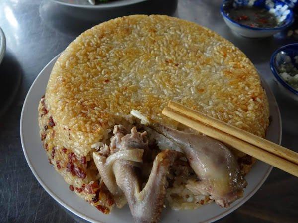 Xôi chim Mường Thanh, Điện Biên.