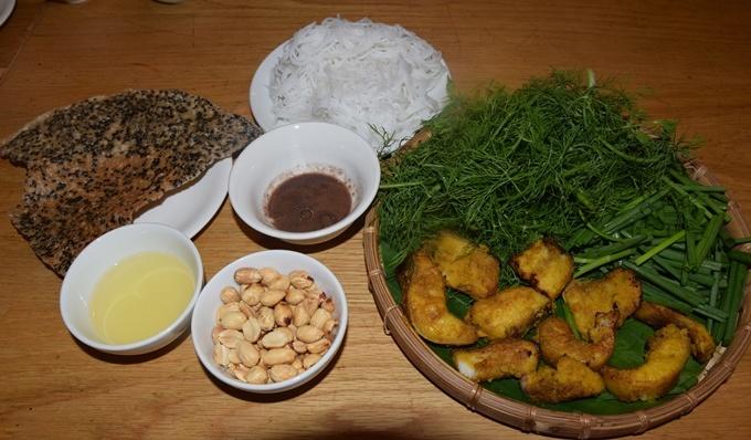 10 món ăn Hà Nội ở Sài Gòn cho người mê ẩm thực Bắc