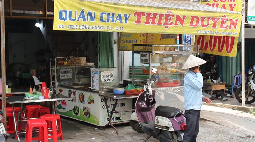 Người Sài Gòn có ai từng đến phố ăn chay hơn 40 năm - ảnh 4