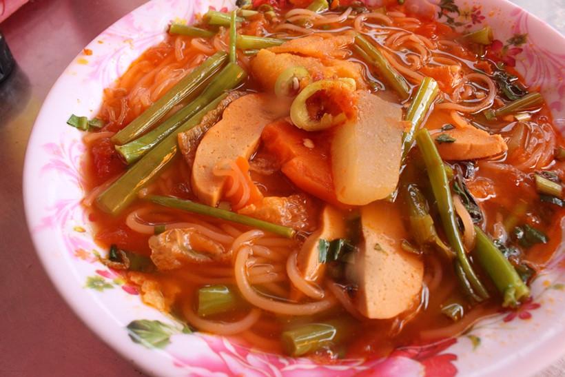 Người Sài Gòn có ai từng đến phố ăn chay hơn 40 năm - ảnh 8