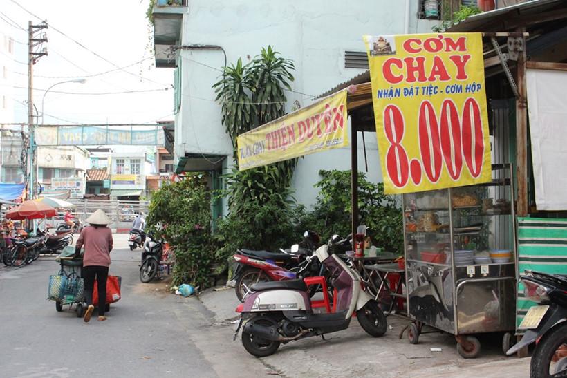 Người Sài Gòn có ai từng đến phố ăn chay hơn 40 năm - ảnh 10