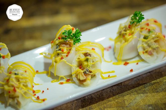 Khám phá ẩm thực bậc nhất Địa Trung Hải tại Hoàng Yến Buffet Premier - 4