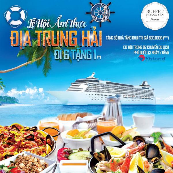 Khám phá ẩm thực bậc nhất Địa Trung Hải tại Hoàng Yến Buffet Premier - 10