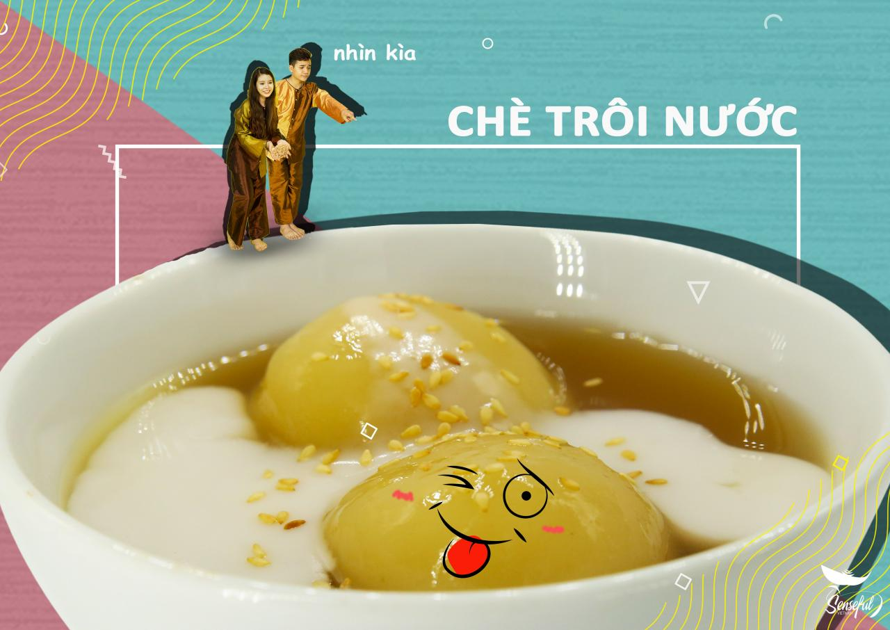 """Đời sống - """"Đã mắt"""" với bộ ảnh món ăn Việt sáng tạo của Đại biểu Tàu thanh niên Đông Nam Á (Hình 15)."""