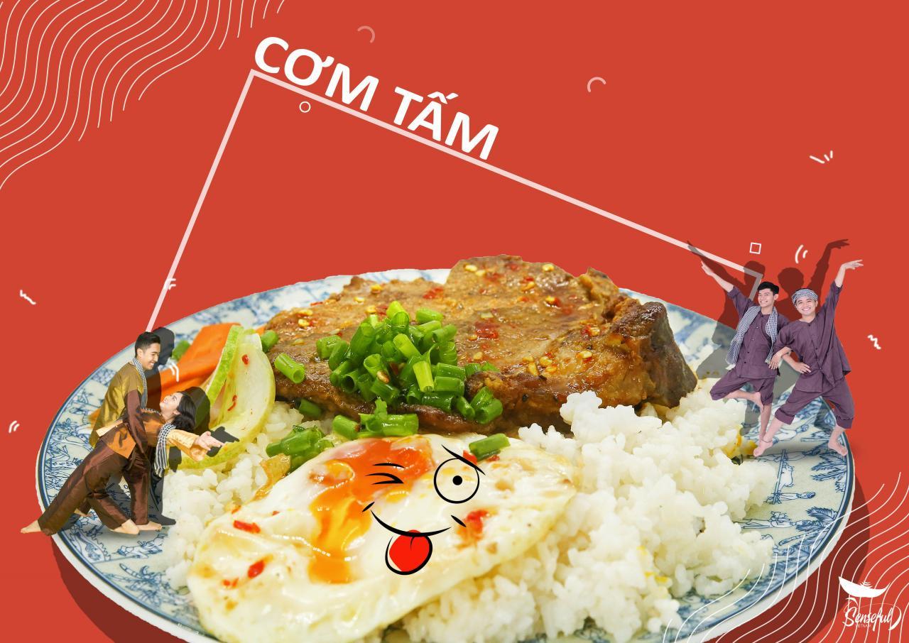"""Đời sống - """"Đã mắt"""" với bộ ảnh món ăn Việt sáng tạo của Đại biểu Tàu thanh niên Đông Nam Á (Hình 5)."""