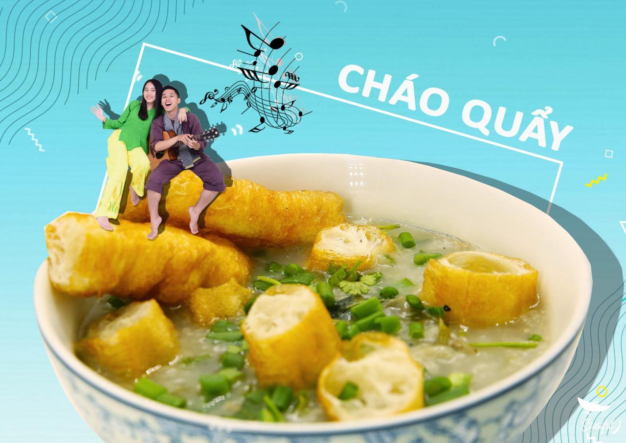 """Đời sống - """"Đã mắt"""" với bộ ảnh món ăn Việt sáng tạo của Đại biểu Tàu thanh niên Đông Nam Á (Hình 8)."""