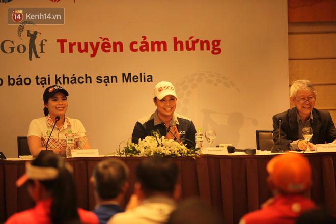Hai golf thủ hàng đầu thế giới người Thái Lan ấn tượng với món ăn Việt Nam - Ảnh 2.