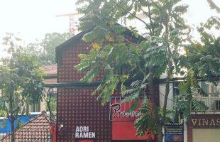 Những hình ảnh đầu tiên về cửa hàng mì của Seungri tại Hà Nội sắp khai trương - Ảnh 1.