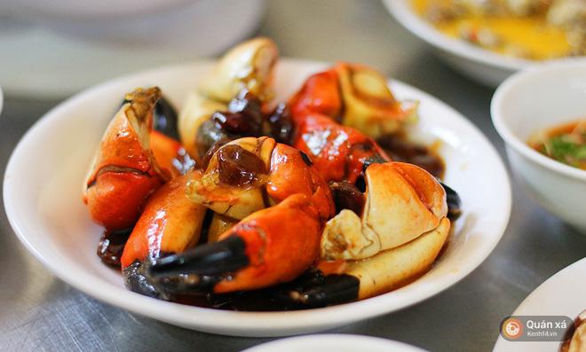 Việt Nam cũng có 1 loài cua chỉ ăn được càng mà giá rẻ hơn cua hoàng đế rất nhiều - Ảnh 3.
