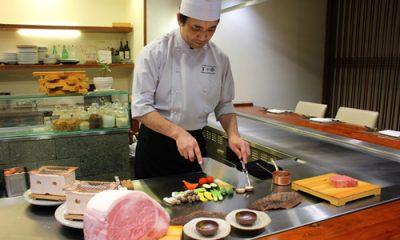 Tọa lạc tại số 235 Nguyễn Văn Cừ, phường Nguyễn Cư Trinh, quận 1, TP HCM, Nhà hàng Fuji tại chuyên phục vụ thực khách thực đơn Teppanyaki (nướng đồ ăn trên một bàn Teppan bằng thép không han gỉ), các món  truyền thống Nhật Bản... Mỗi món ăn là sự kết hợp thú vị của nghệ thuật ẩm thực và biểu diễn, do chính tay các đầu bếp chuyên nghiệp chế biến theo đúng nguyên bản ẩm thực xứ Phù Tang.
