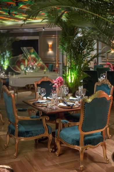 Là địa điểm thưởng thức ẩm thực Việt Nam tinh tế đầy sáng tạo, Le Royal Saigon hiện đang là nhà hàng nổi bật thu hút các thực khách tại TP HCM