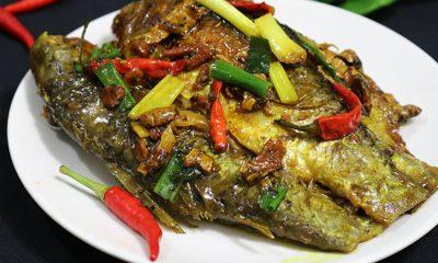 Vét sạch nồi cơm với cá kho nghệ thơm nức mũi - 1