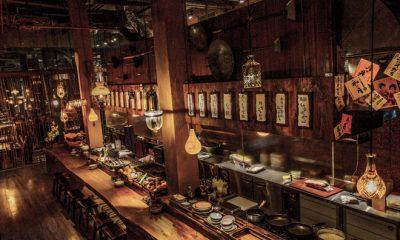 """Trải nghiệm """"ăn không điểm dừng"""" với nhà hàng nướng - nhậu kiểu Nhật đầu tiên tại Sài Gòn - 1"""