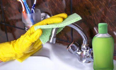Mẹo dọn sạch nhà bếp nhanh bất ngờ chỉ trong 5 phút - 5
