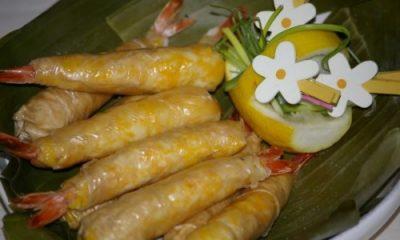 Cách chế biến món tôm chay bằng váng đậu ngon như tôm thật - 5
