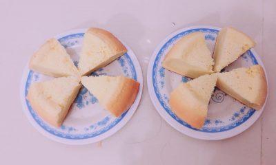 Làm bánh bông lan thơm ngon đúng chuẩn chỉ bằng nồi cơm điện - 8